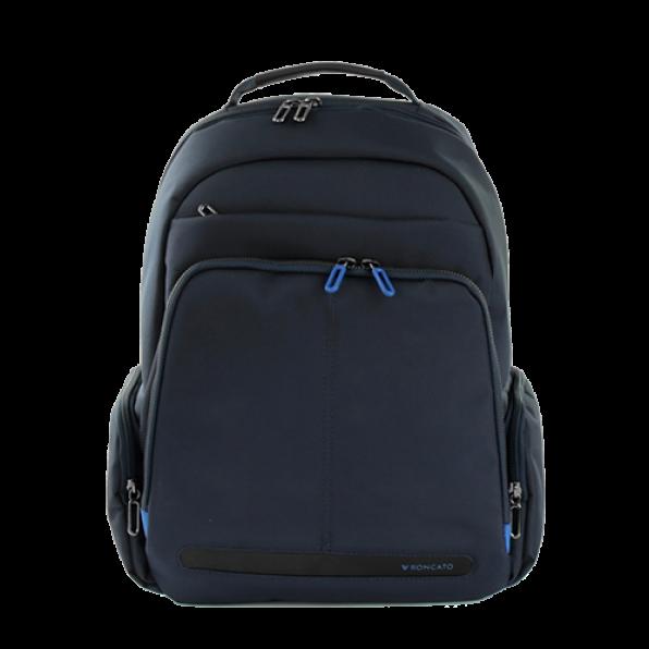 خرید و قیمت کوله پشتی لپ تاپ رونکاتو مدل اُربن فیلینگ رنگ سرمه ای سایز 14 اینچ تک تبله رونکاتو ایتالیا – roncatoiran URBAN FEELING RONCATO ITALY 41233458