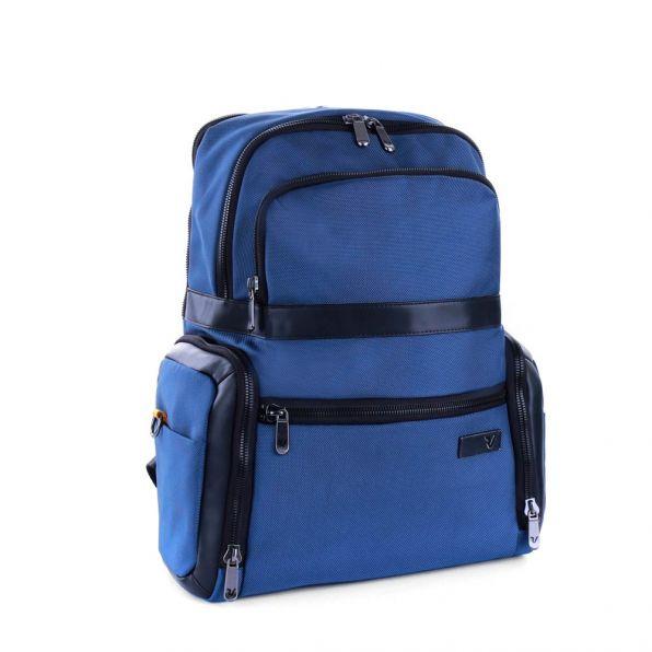خرید و قیمت کوله پشتی رونکاتو مدل راوِر رنگ آبی رونکاتو ایران سایز 17 اینچ دو تبله رونکاتو ایتالیا – roncatoiran ROVER RONCATO ITALY 41716003