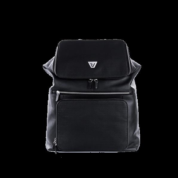 خرید و قیمت کوله پشتی لپ تاپی رونکاتو ایران مدل بریو سایز بزرگ دو تبله رنگ مشکی 15.6 اینچ رونکاتو ایتالیا – roncatoiran START RONCATO ITALY 41202301