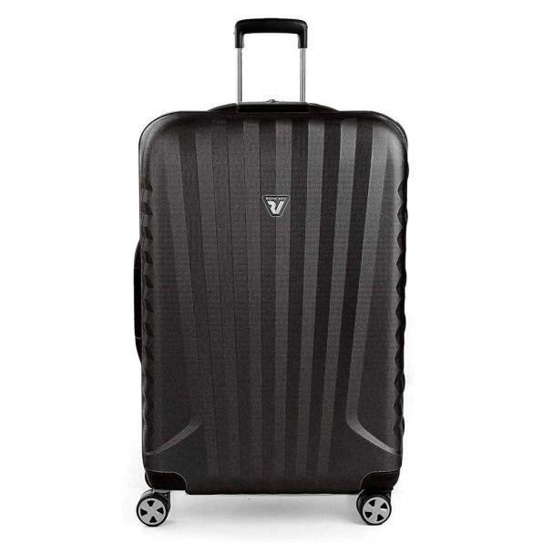 قیمت چمدان رونکاتو ایران مدل اونو اس ال سایز بزرگ رنگ مشکی ایتالیا – roncatoiran UNO SL RONCATO ITALY 51410101